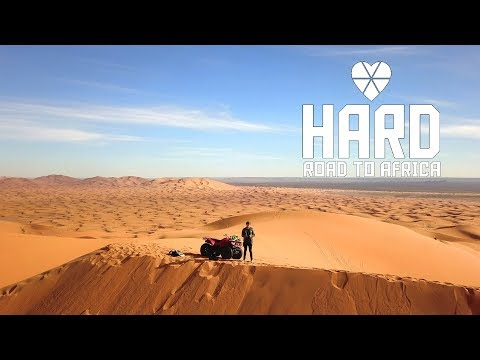 #3 ROAD TO AFRICA - MAROKKO