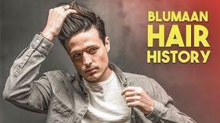 BluMaan Hair History | All My Hairstyles! WORST & BEST
