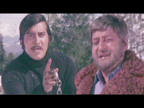 Vinod Khanna, Pran - Gaddaar Action Scene 13/13