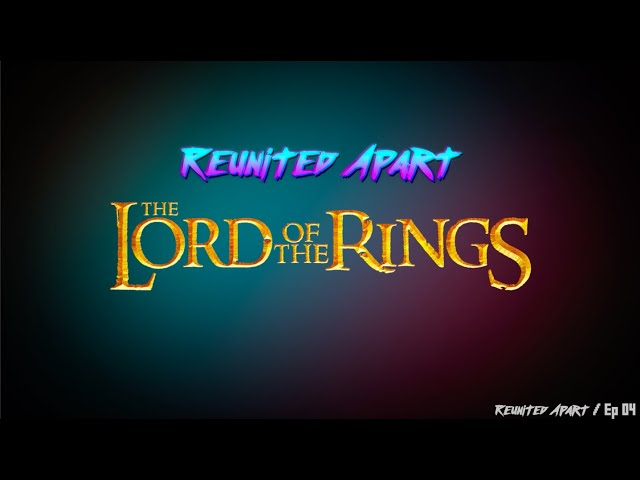 One Zoom to Rule Them All | Reunited Apart LORD OF THE RINGS Edition - Josh Gad