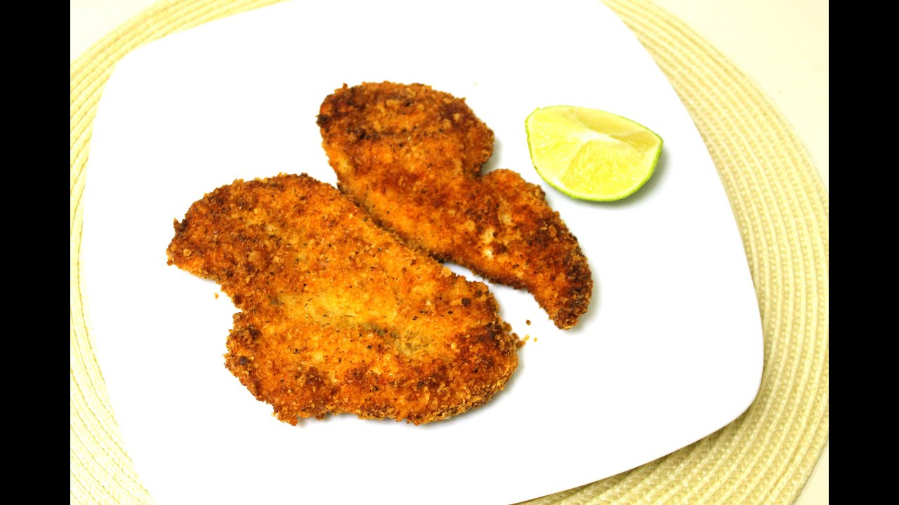 Parmesan Chicken Cutlets Recipe - in the Kitchen With Jonny Episode 91 ...