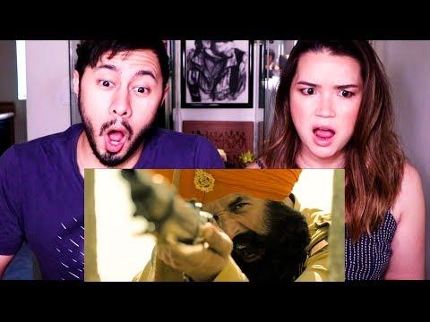 KESARI   Glimpses of Kesari   Akshay Kumar   Teasers x3 Reaction!