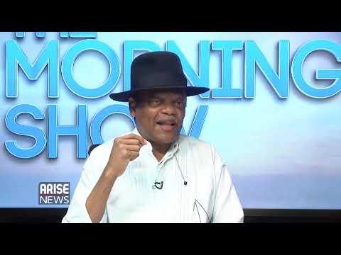 Atedo Peterside Speaks on the Economy, Buhari