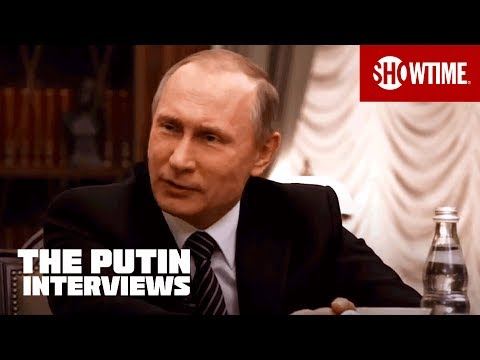 The Putin Interviews | Vladimir Putin on Ronald Reagan's Presidency w/ Oliver Stone | SHOWTIME