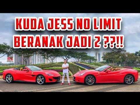 KUDA JESS NO LIMIT BERANAK JADI 2??!!