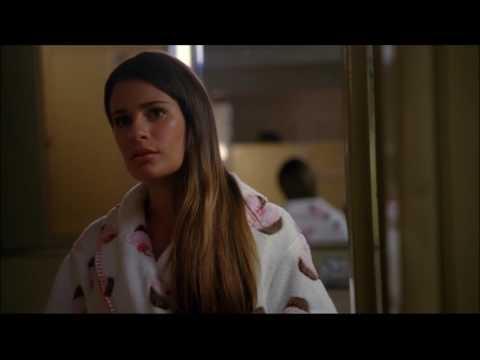 Glee - Rachel and Brody meet 4x01