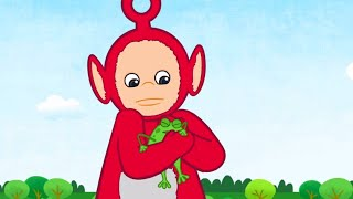 1, 2, 3, 4, 5, Once I Caught a Fish Alive - Teletubbies Nursery Rhymes