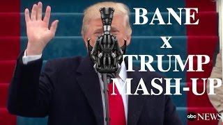 Trump VS Bane - Delivering the Same Inauguration Speech