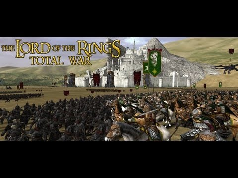 Najlepsze Mody Do Rome Total War - Lord Of The Rings Total War