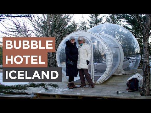 BUBBLE HOTEL, ICELAND | Sonia Nicolson
