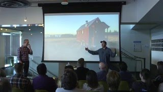 "Zillow Speaker Series: ""tiny House Nation"" Hosts"