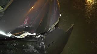 Интим за рулем водителя Соляриса закончился ДТП