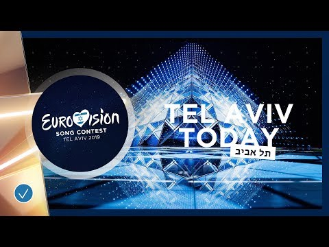TEL AVIV TODAY - 14 MAY 2019 - Watch the first Semi-Final live!