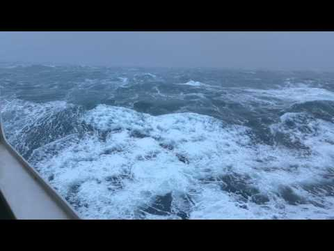 Imogen storm on bord Epsilon Irish Ferry