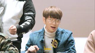 160221 CROSS GENE 크로스진 용산 신나라 팬싸인회 안경 세영(SE YOUNG)