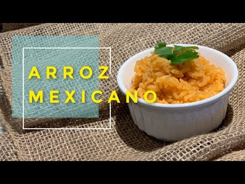 Cooking Break with Dani 👩🏻🍳 | Easy, authentic ARROZ MEXICANO (Mexican Rice)!!!