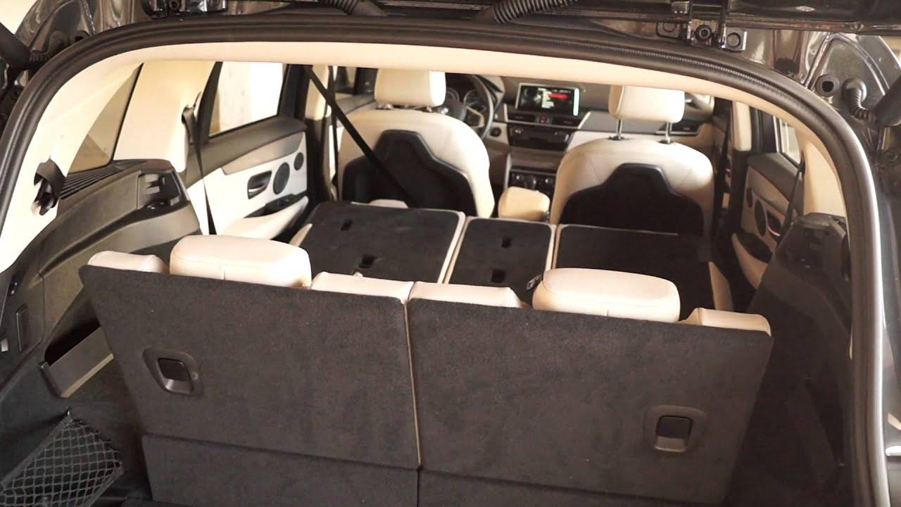 BMW D Gran Tourer Seater YouTube - 7 seat bmw