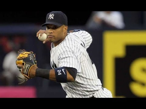 Robinson Cano 2013 highlights