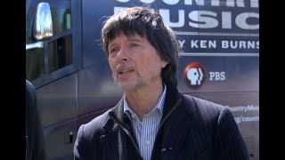 "Filmmaker Ken Burns debuts ""Country Music"" documentary in Br"