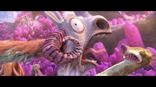 Мультфильм Ледниковый период 5: Столкновение неизбежно за минуту