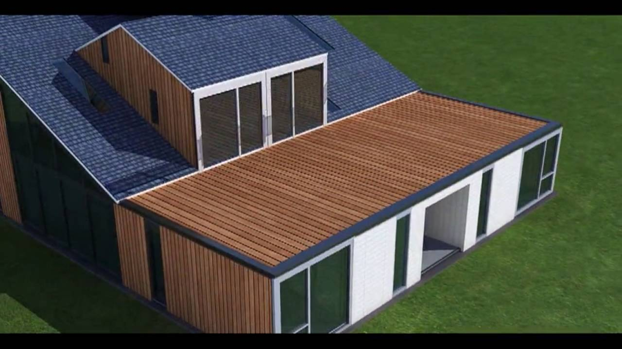 Modular Portable Homes cmcosteel portable modular container homes - youtube