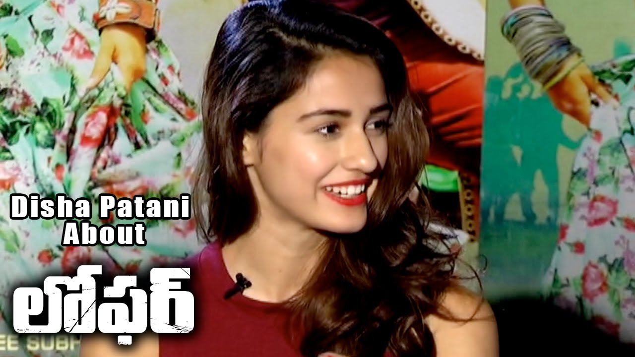 Disha Patani 2015: Disha Patani Special Interview About Loafer Movie