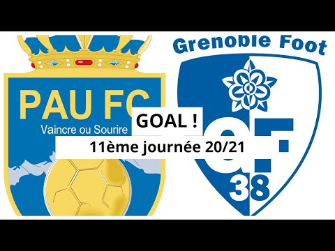 Pau Grenoble Goals And Highlights