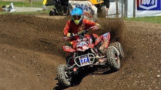 THE RIDE - Unadilla - Round 8 - ATVMX National Series - 2015