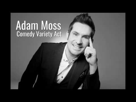 Adam Moss Showreel 2017