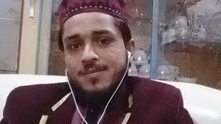 Farhan Ali Qadri Live On Youtube Channel FNC Naat Ki Duniya