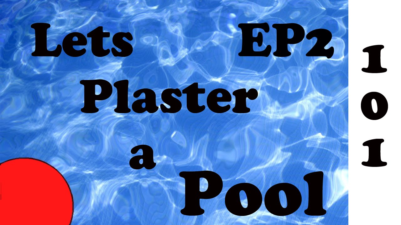 Lets plaster a pool air compressor and air hammer youtube for Air compressor for pool closing