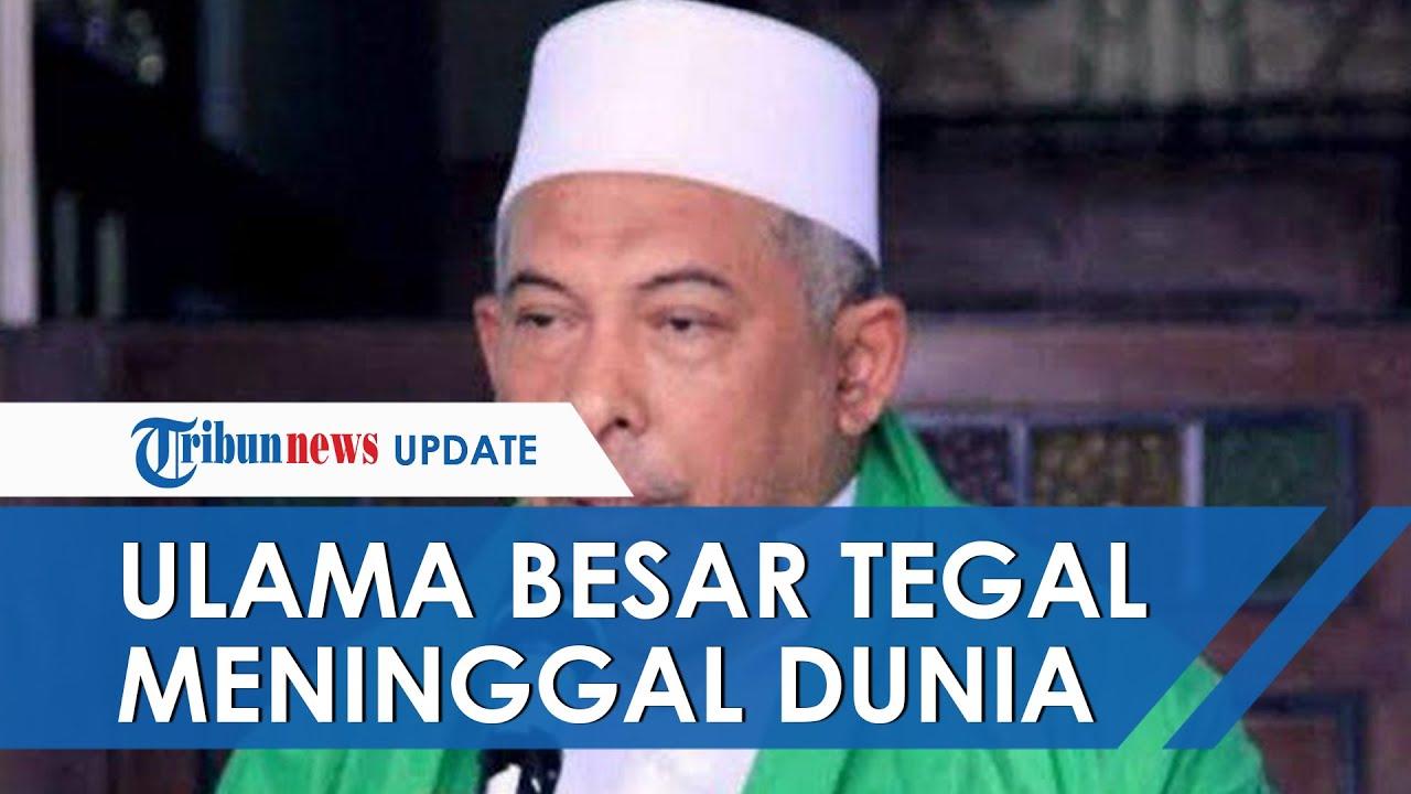 Kabar Duka, Ulama Besar Kota Tegal Habib Thohir bin Abdullah Al Kaff Meninggal Dunia