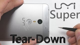 Umi Super Phone - Full Teardown and Repair video