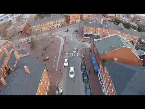 Middle Street to Market Square in Newburyport