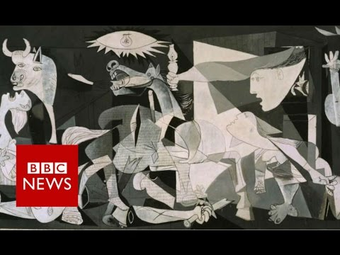 Guernica: What inspired Pablo Picasso's masterpiece? BBC News