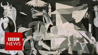 Guernica  What inspired Pablo Picasso's masterpiece? BBC News