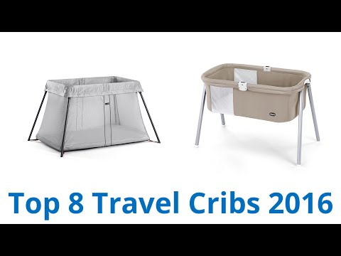 8 Best Travel Cribs 2016