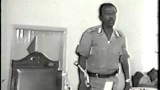 Col. Mengistu Hailemariam interviewed by Tamagne Beyene