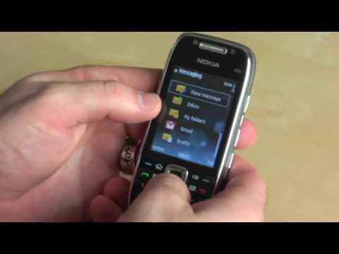 Vidéo test Nokia E75 par BelgiqueMobile.be (HD)