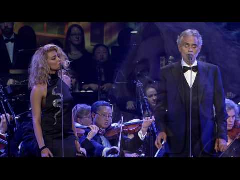 Thumbnail: The Prayer - Andrea Bocelli x Tori Kelly (live in Seattle)