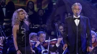 Смотреть клип The Prayer - Andrea Bocelli X Tori Kelly