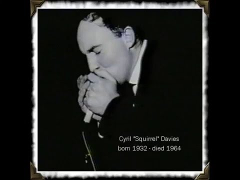 Radio Sounds of Cyril Davies