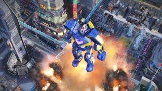 Технологическая Сингулярность. SimCity: Города Будущего. Часть 3. 2560x1440 Ultra. Original HD.