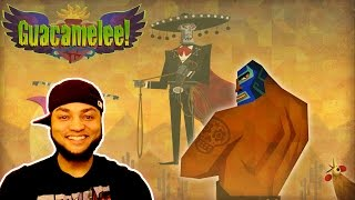 Guacamelee! Gold Edition PC Review - Metroidvania this is not
