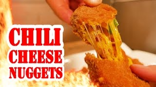 Chili Cheese Nuggets - Johnny vs. Fastfoodkette - Fried Night - Der Grillshow Adventskalender 02
