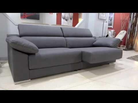 La nube sof s omega con asientos deslizantes el ctricos for Sofas deslizantes baratos