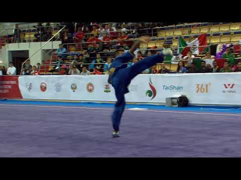 [14th WWC] Men's Changquan - Anjul Namdeo - 9.38 [IND]