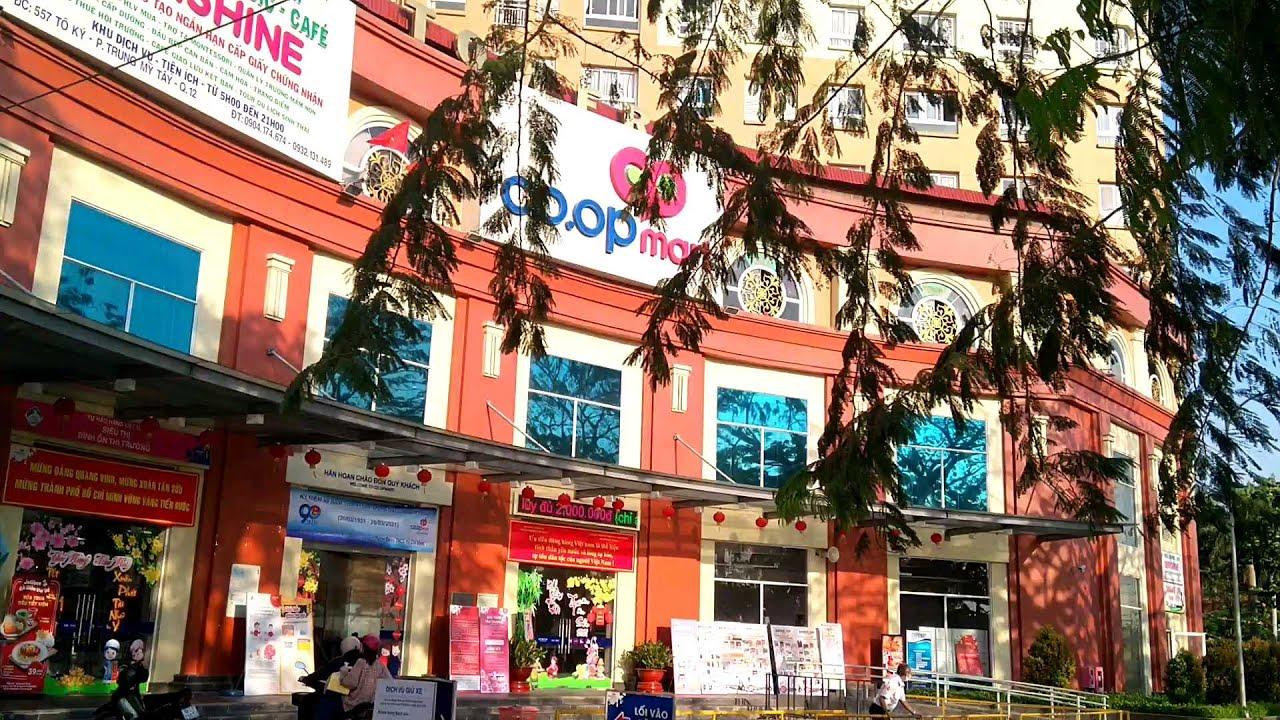 Cần bán căn hộ chung cư Tô Ký Tower, đường Tô Ký, phường Trung Mỹ Tây, quận 12, Hồ Chí Minh
