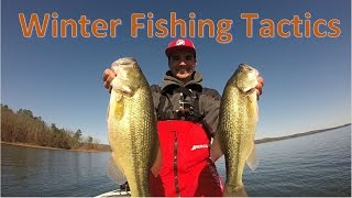 Where to Find Winter Bass: Muddy Water Video