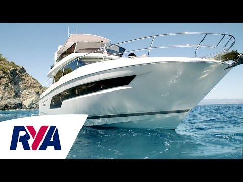 Prestige 630 Luxury Super Yacht Boat Tour at London Boat Show 2017